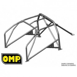 ROLL CAGE OMP AB / 105P / 45